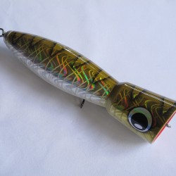 Spartan Popper Lure